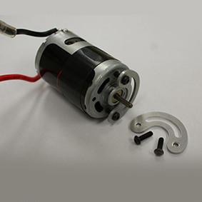 Brace for Brushed Electric Motors