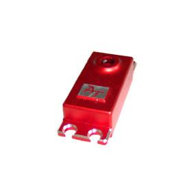 red futaba aluminum servo cap